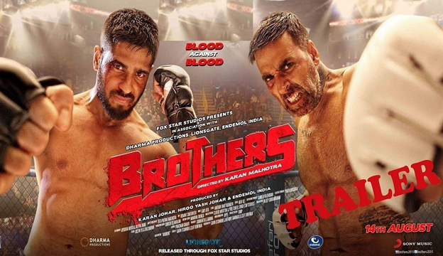 Brothers Movie 2015