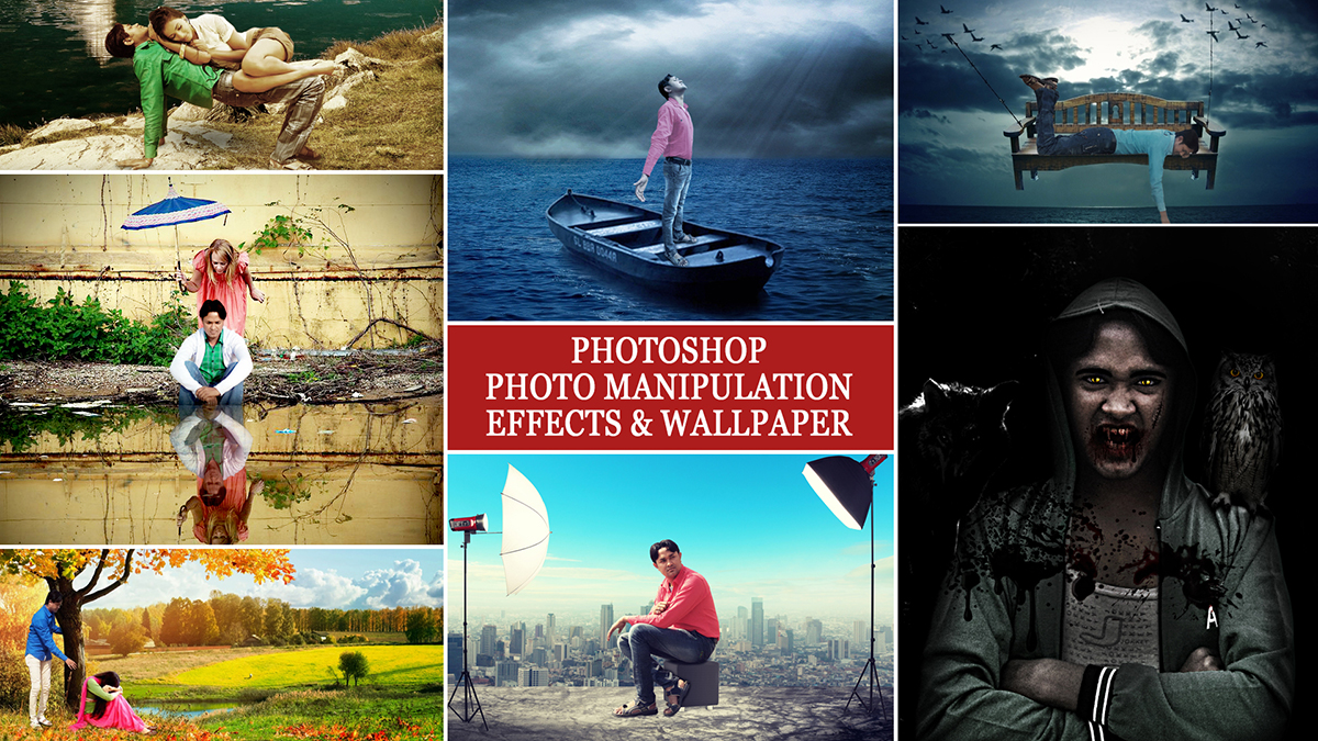 photoshop photo manipulation effects & wallpaper by sunil anand