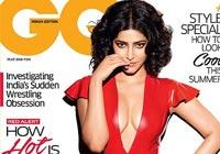 Red Hot Shruti Haasan GQ magazine cover