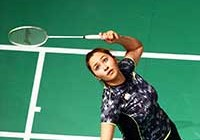 Jwala Gutta Indian badminton player