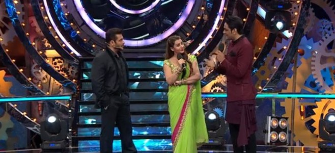 Shilpa Shinde Aka Angoori Bhabhi enter the Bigg Boss 11