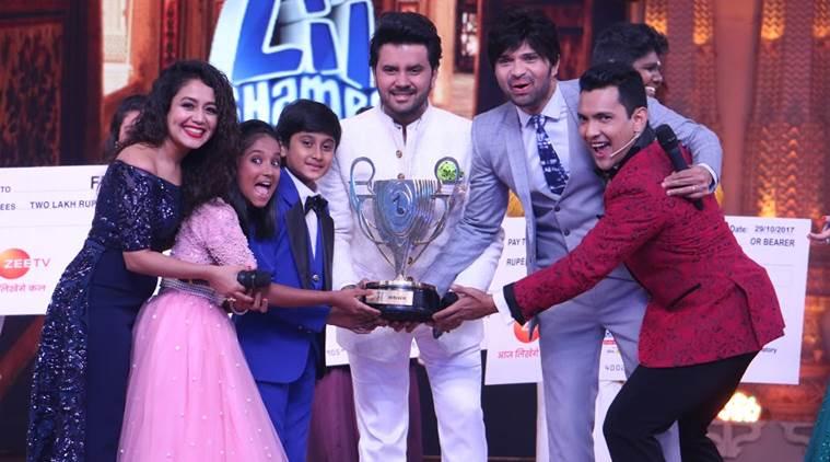 SaReGaMaPa Lil Champs 2017 Winners Shreyan & Anjali