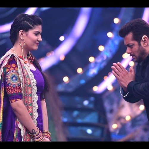 Beautiful Haryanavi Girl Sapna Chaudhary Enter the Bigg Boss 11