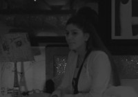 Sapna Chaudhary Cries after fight with Zubair Khan in Bigg Boss