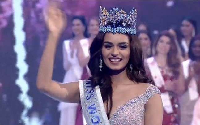Miss World 2017 Beautiful Manushi Chhillar Photos
