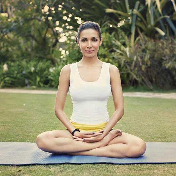 malaika arora yoga