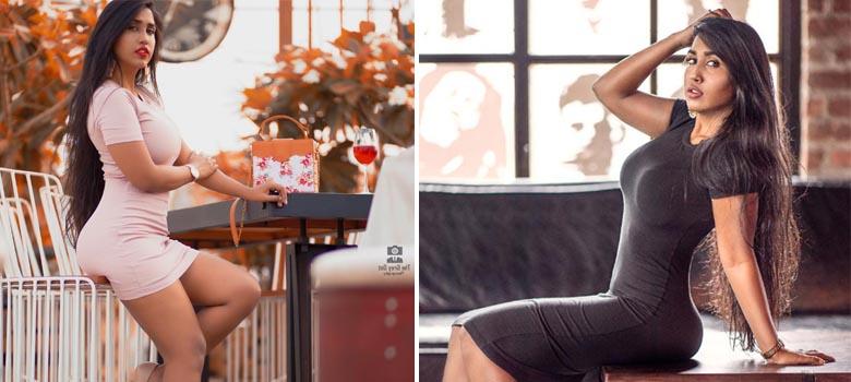 MTV Splitsvilla 7 winner Scarlett M Rose Biography and photos