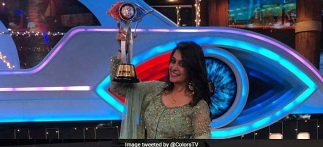 TV actress Dipika Kakar wins the reality show Bigg Boss 12
